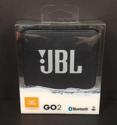JBL GO 2 Portable Bluetooth Waterproof Speaker - New image 1