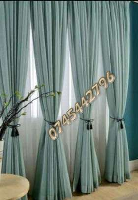 PLAIN SUPER QUALITY CURTAINS AND SHEERS image 3