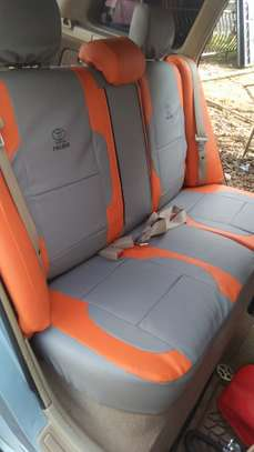 Toyota Fielder  Car Seat Covers image 6