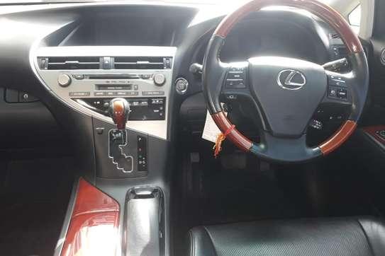 Lexus RX 270 image 10