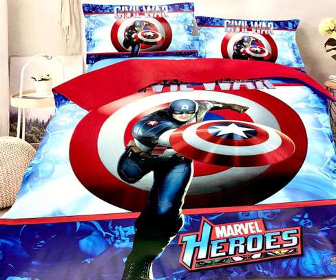 cartoon themed duvets marvel heroes image 1