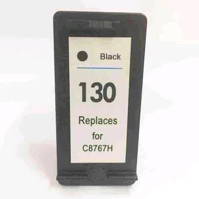 HP 130 BLACK REFILLS INK CARTRIDGE (C8767HE)
