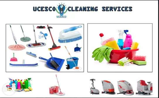 UCESCO Best And Affordable Cleaning Services , Nairobi image 1