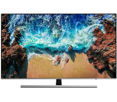 Samsung Ultra HD Curved Smart TV 4k 55 inches image 1