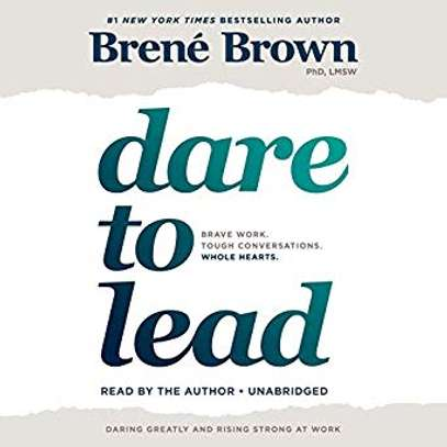 Dare to Lead: Brave Work. Tough Conversations. Whole Heart image 1