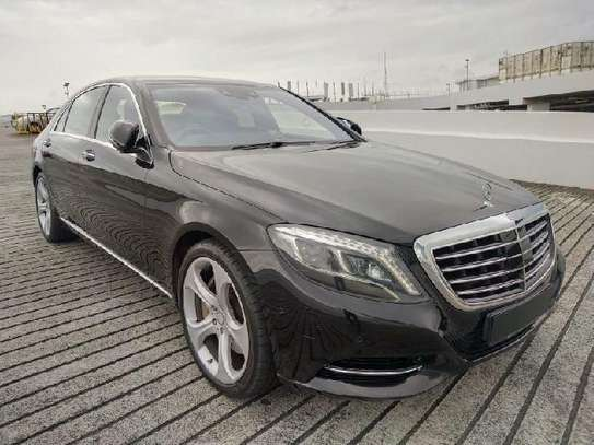 Mercedes-Benz S Class 4.7 BlueEfficiency
