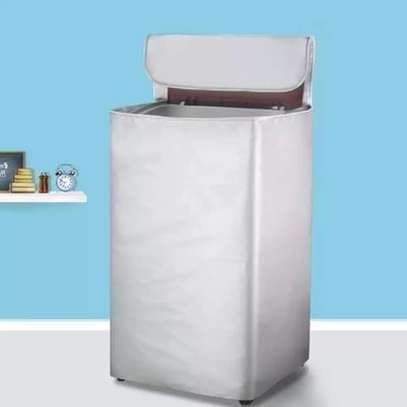 Front load washing machine cover image 3
