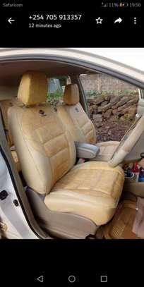 Milimani car seat covers