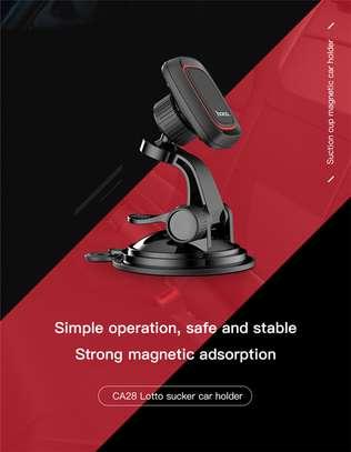 Hoco CA28 Premium Suction Magnetic Dashboard Phone Holder image 5