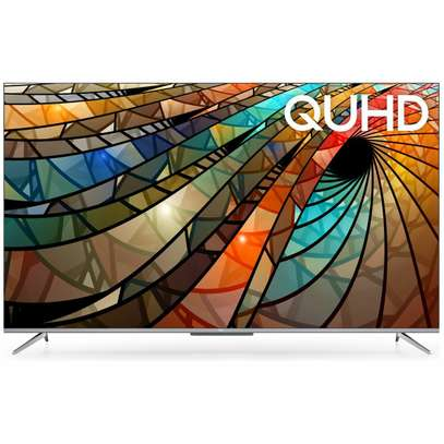 TCL 50 Inch 4K UHD HDR Android Smart QUHD LED TV 50P715 image 1