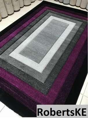Purple black viva carpet image 1