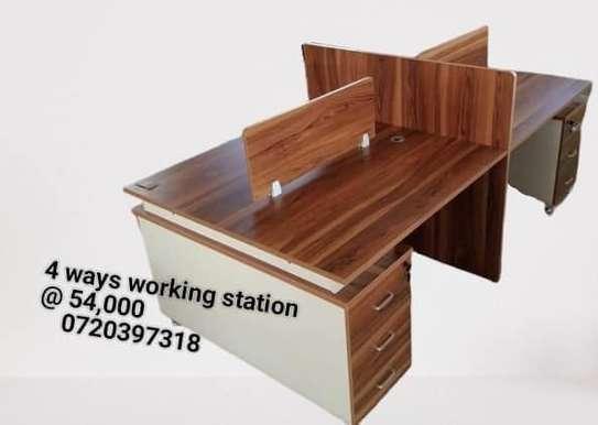 4 Ways Work Station image 1