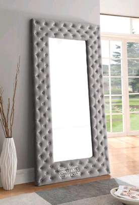 Fabric mirrors for sale in Nairobi Kenya/tufted mirrors image 1