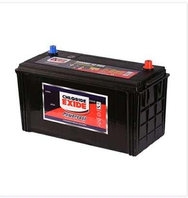 Original Powerlast Maintenance Free Car Battery N70 image 1