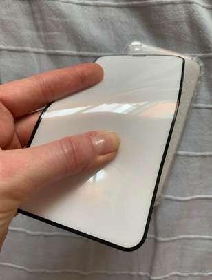 Ceramic 5D Full Glue Glass Protector Flexible Anti-Break,Anti-Fingerprint for iPhone 11 Pro Max image 13