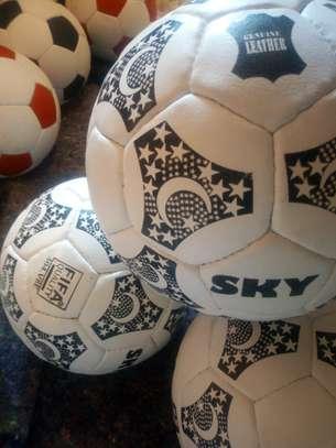 Genuine leather SKY Football size 5 image 1
