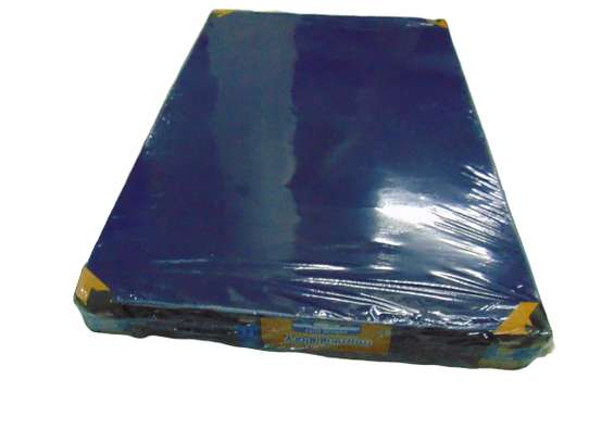 5*6*8 HEAVY DUTY BLUE MATTRESS(FREE HOME DELIVERIES)