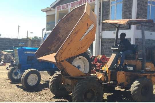Equipment & Machinery Thwaites Dumper image 7