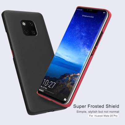 Nillkin Super Frosted Shield Matte cover case for Huawei Mate 20 Mate 20 Pro image 2