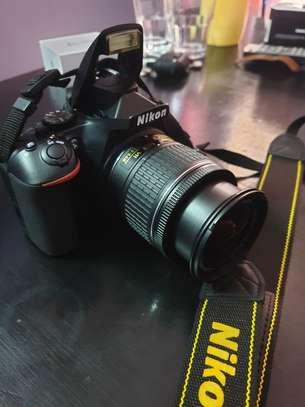 NIKON D3500 DSLR CAMERA WITH 18-55mm lens image 4