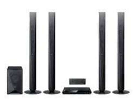 LG DH 657 home theater image 1