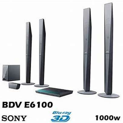 Sony BDV-E6100 5.1-Ch Blu-Ray Wi-Fi 4-Way Home Theatre System - 1000WATTS + BLUETOOTH