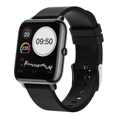 smart watch Year 2021 P22 Full Touch waterproof Smart Watch Band Blood Oxygen Monitoring Watch image 4