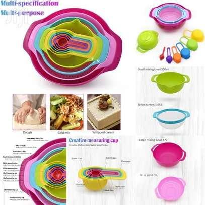 Mixing Bowl -10pc. image 1