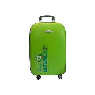 Hard Shell Generic Plastic Suitcases