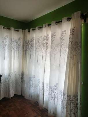 Tree themed curtains image 8