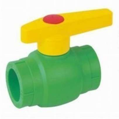 PPR BALL VALVE 20MM image 1