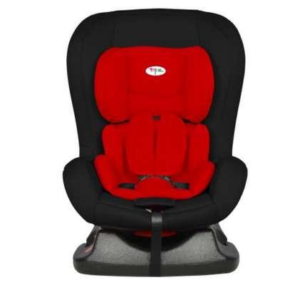 Top 2 baby car seat red & black image 1