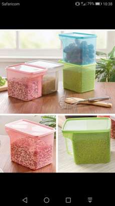Cereal Storage Container-2pcs