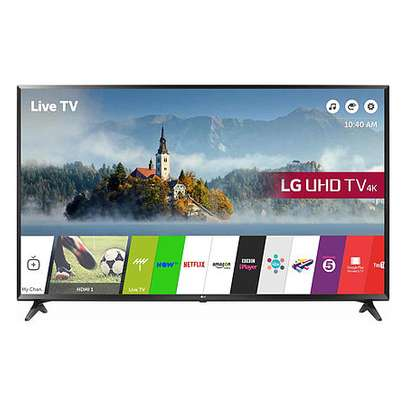 43 Inch LG Smart Ultra HD 4K LED TV – Web OS 3.5 – HDR - Model 43UK6400PVC