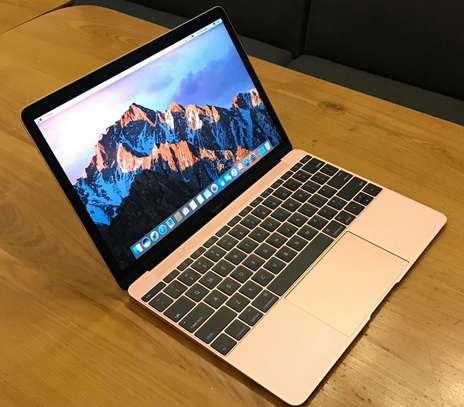 2016 slim apple MacBook Core i5 Full HD 4gb graphics, one year warranty image 1