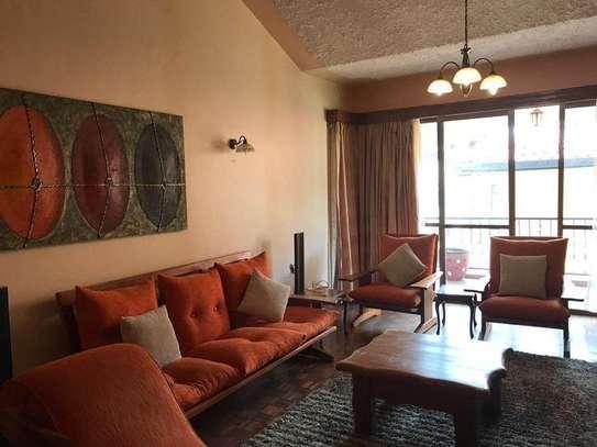 Furnished 3 bedroom apartment for rent in Westlands Area image 8