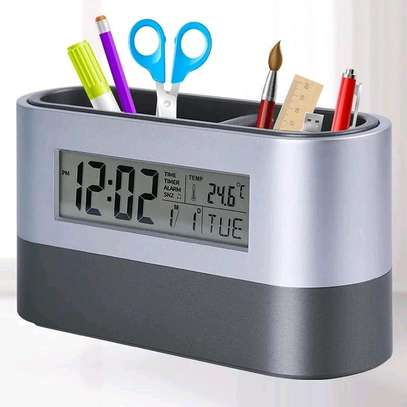 5 in 1 Desk top pen holder image 1