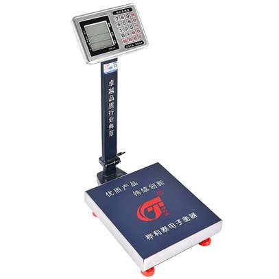High quality tcs electronic pricing platform scale 300kg capacity image 1