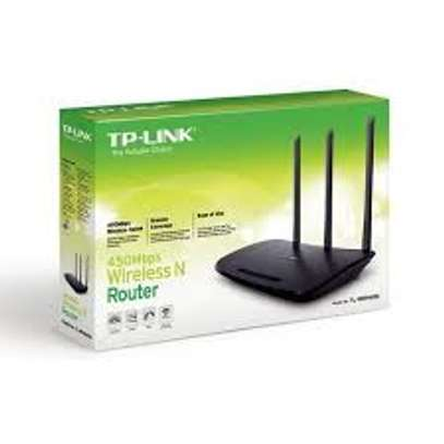 TP-LINK Wireless N Router 300Mbps TL-WR840N