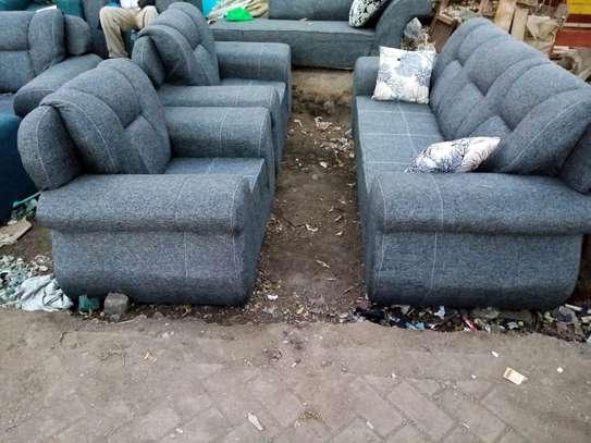 Newly designed five seater sofa set image 1