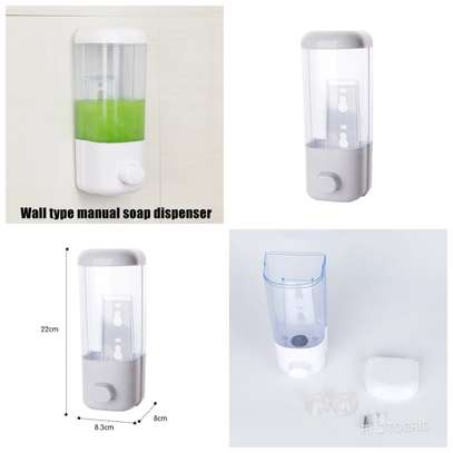 MANUAL SOAP DISPENSER image 1