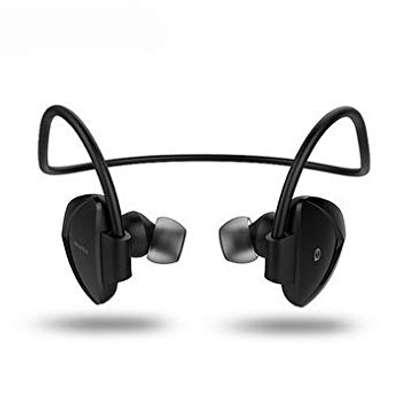 Awei A840BL Wireless Sport Bluetooth 4.0 Sweatproof Earphones With Mic image 1