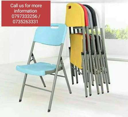 Fold-able Chairs image 2