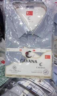 Official checked shirts image 7
