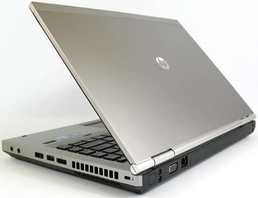 HP EliteBook 8470p Laptop Core i7 2.6GHz 4GB RAM 500GB HDD 14 inch Display EXUK image 1