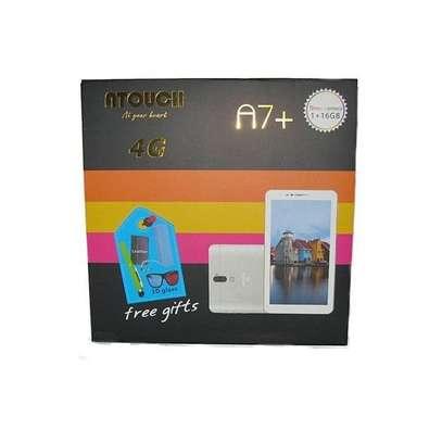 "Atouch A7+ Kids Tablet, 7"", 1GB RAM + 16GB – Wi-Fi - 4G (Single SIM) image 2"