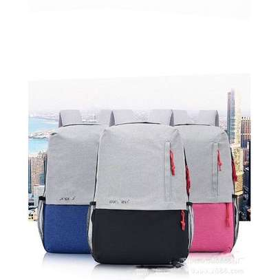 Antitheft Bags With Charging Port- Varying Colour image 1