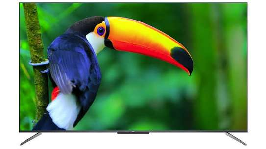 TCL 55 inch Q-LED C715 Android Smart UHD-4K Digital TVs image 1