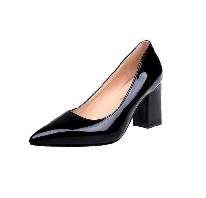 2 inch heels  ladies formal shoes image 5