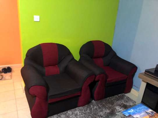 Used 7 seater sofas for sale image 1